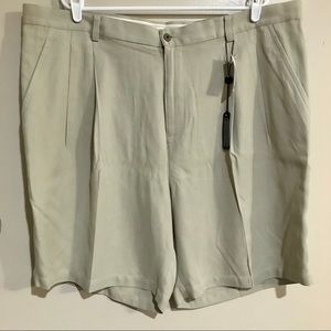 Joseph & Feiss Resort Silk Men's Shorts Size 46